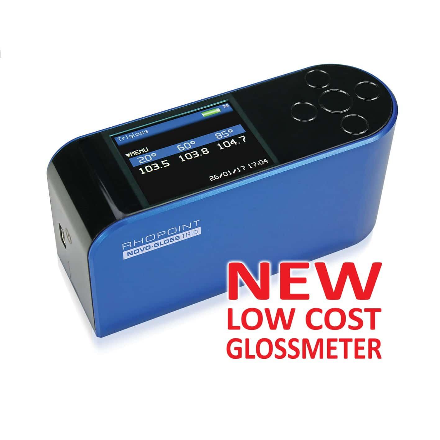 Novo-Gloss Trio Glossmeter